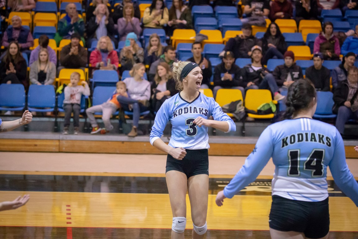 Season Preview Kodiaks Volleyball Set Up For Success Be Ready