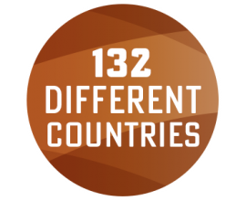 In the past decade, Lethbridge College has welcomed international students from 132 different countries.
