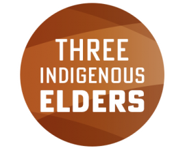 Lethbridge College has three indigenous elders who make regularly scheduled visits to campus.