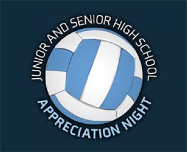 Junior and Senior High School Appreciation Night