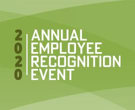 Annual Employee Recognition Event
