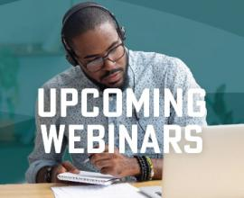 Be Ready Webinars