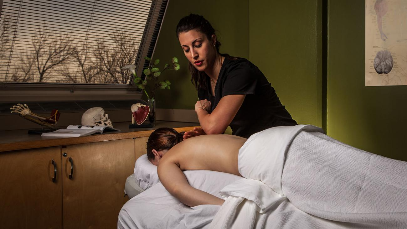 student massage clinic | lethbridge college