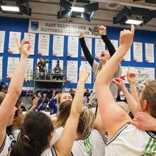 CCAA Women's Basketball National Champions