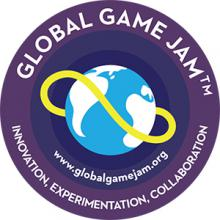The logo for Global Game Jam 2021
