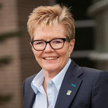 Lethbridge College President and CEO, Dr. Paula Burns
