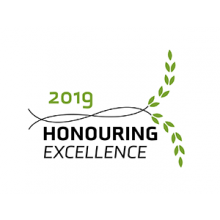 Honouring Excellence 2019 logo